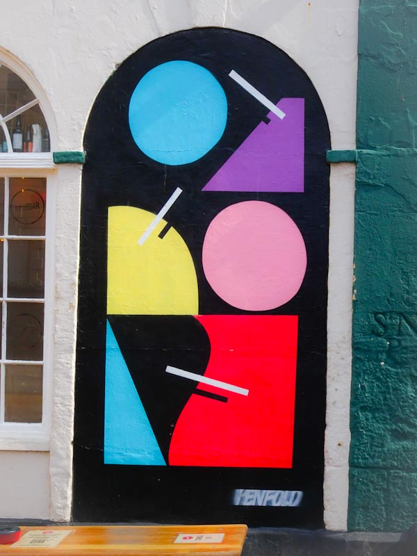 Mr Penfold, King Street, Bristol, September 2020