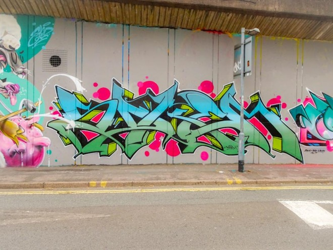 Soker, M32 Spot, Bristol, September 2020