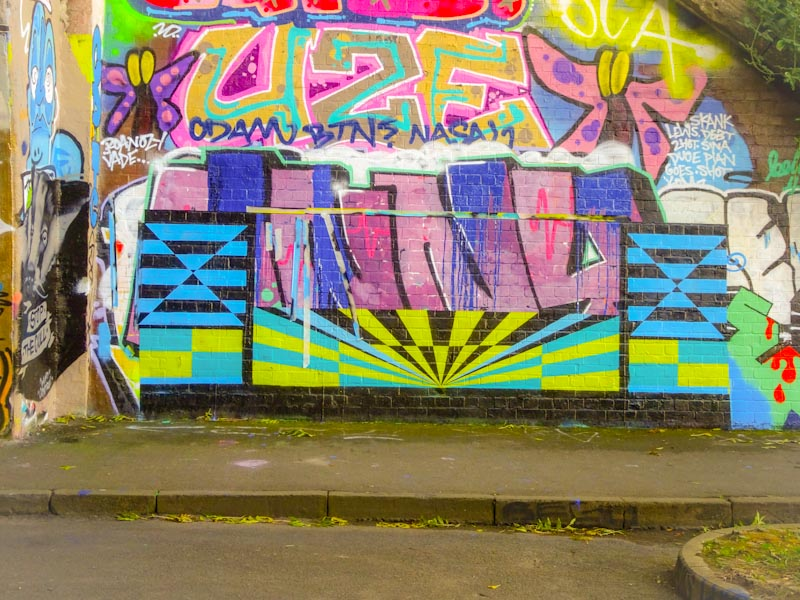 Frank Riot WIP, St Werburghs, Bristol, September 2020