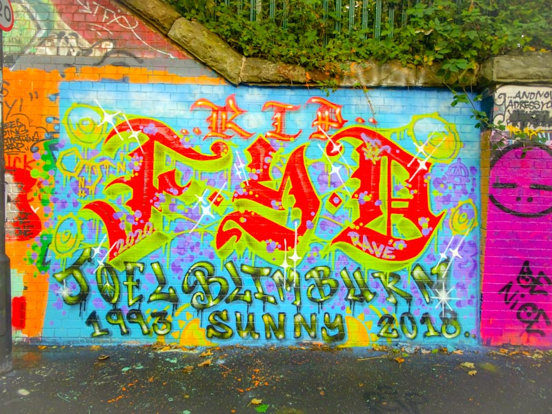 Stivs, St Werburghs, Bristol, October 2020