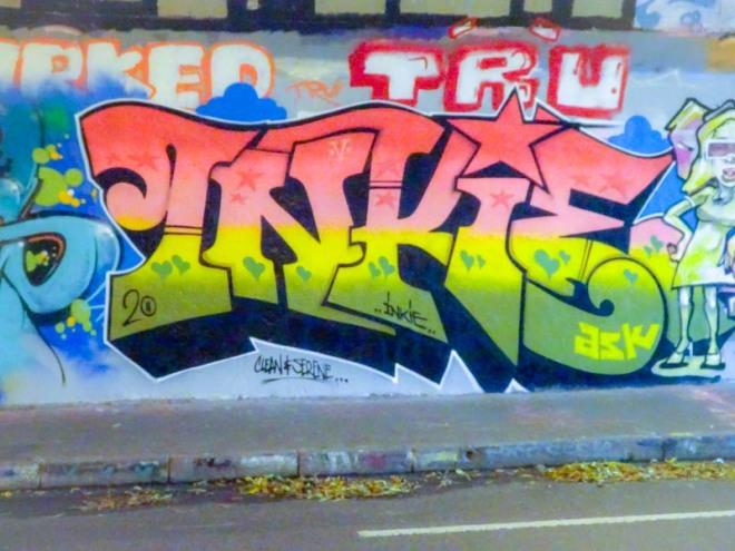 Inkie, St Werburghs, Bristol October 2020