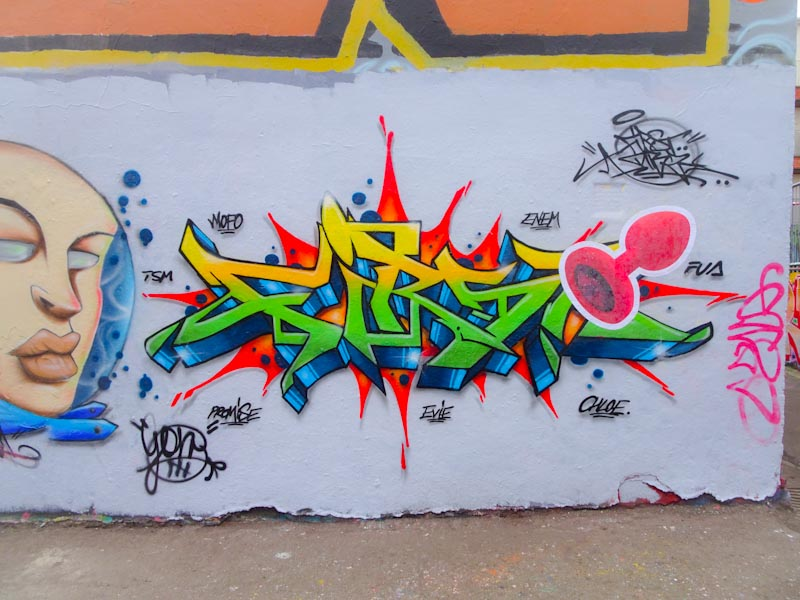 Dibz, Dean Lane, Bristol, October 2020