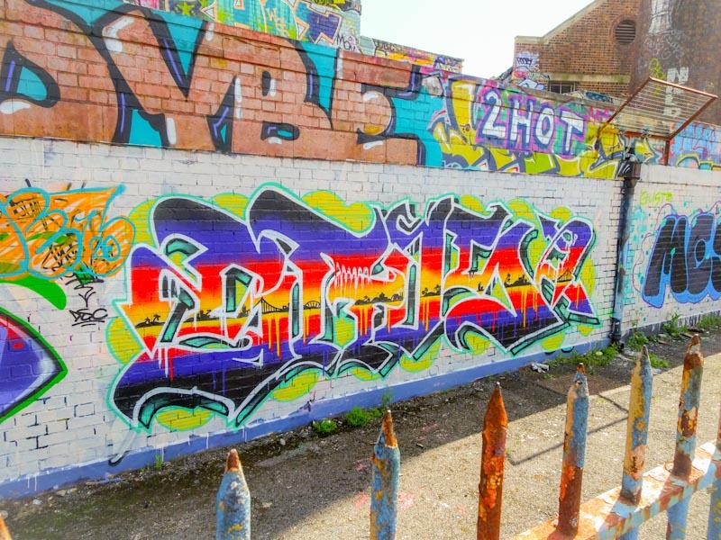 Stivs, Dean Lane, Bristol, August 22020