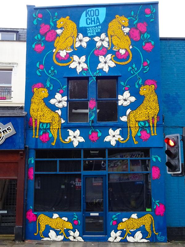Alex Lucas, Cheltenham Road, Bristol, December 2020