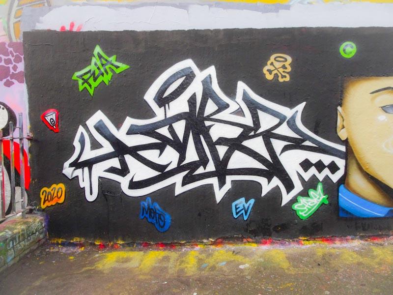 Dibz, Dean Lane, Bristol, December 2020