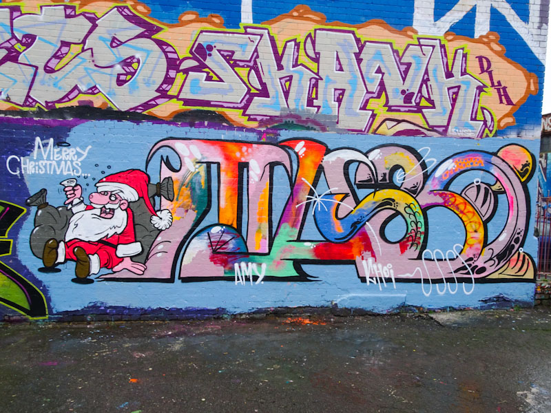Taboo, Dean Lane, Bristol, December 2020