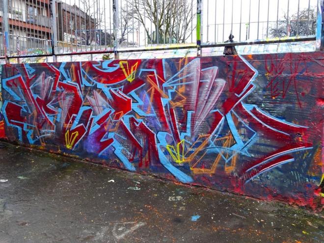 Benjimagnetic, Dean Lane, Bristol, December 2020