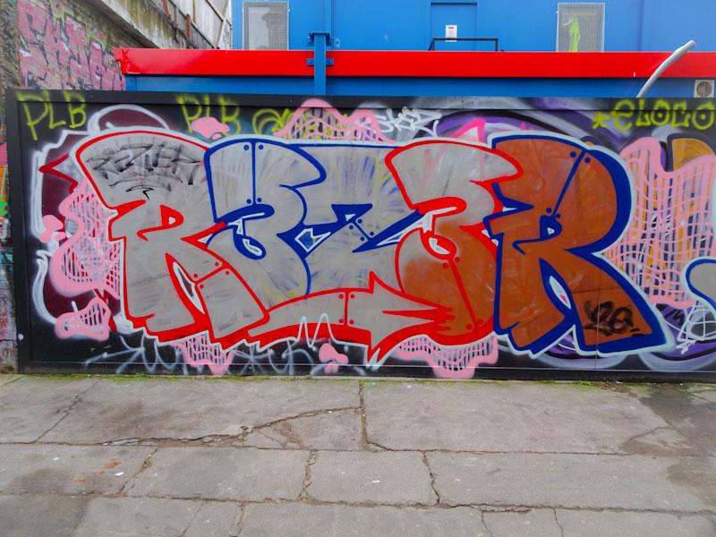 Rezwonk, Moon Street, Bristol, January 2021