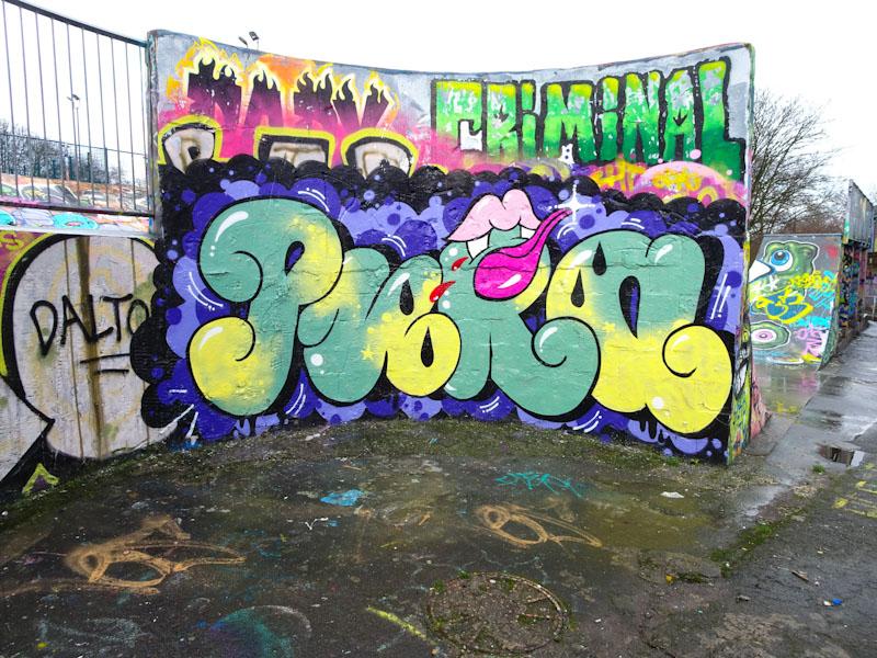 Pura Decadensia, Dean Lane, Bristol, January 2021