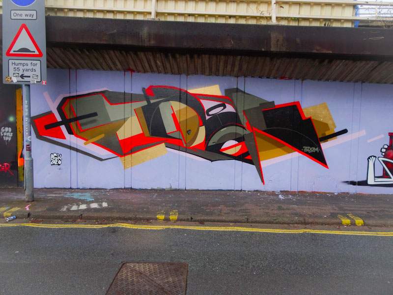 Epok, M32 Spot, Bristol, December 2020