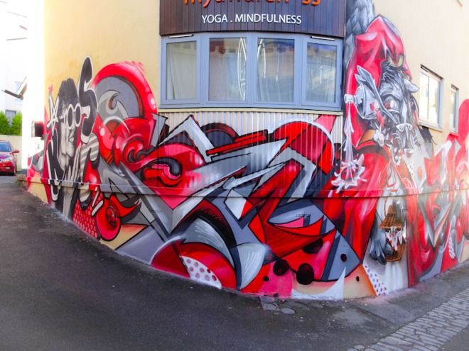 Kosc, Smak and Sled One, Picton Lane, Bristol, January 2021