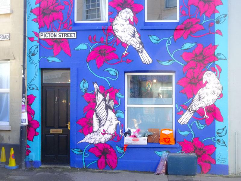 Alex Lucas, Picton Street, Bristol, January 2021