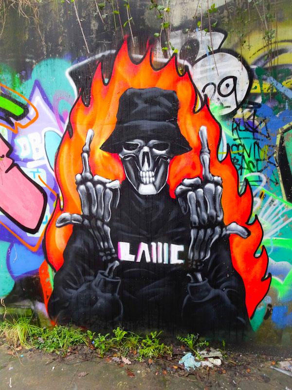 Laic217, L Dub, Bristol, January 2021