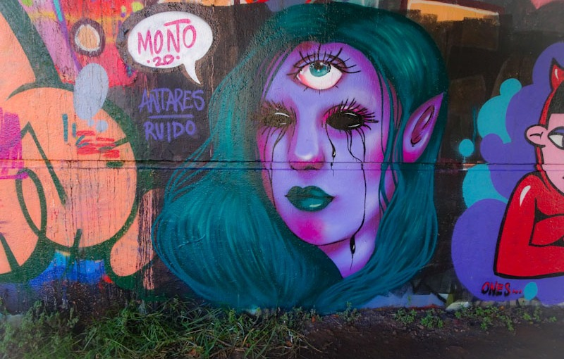 Moño, Brunel Way, Bristol, October 2020