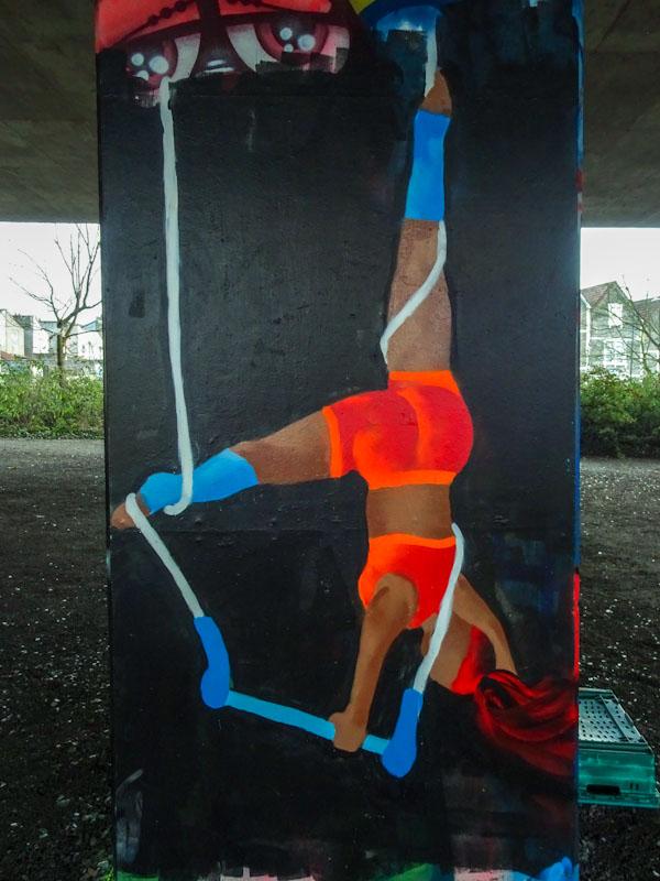 Tao.create, M32 Spot, Bristol, January 2021