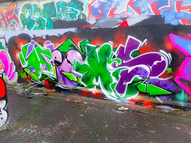 Hemper, Dean Lane, Bristol, February 2021