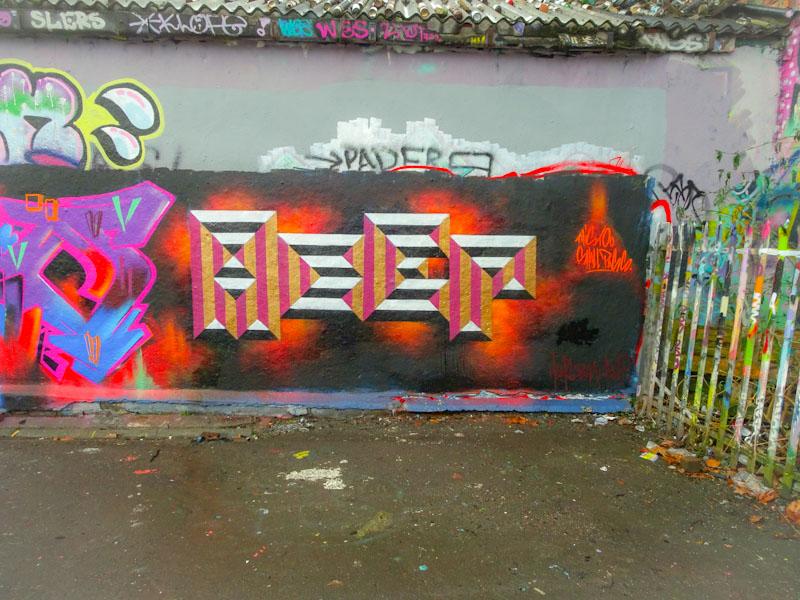 Acer One, Dean Lane, Bristol, February 2021