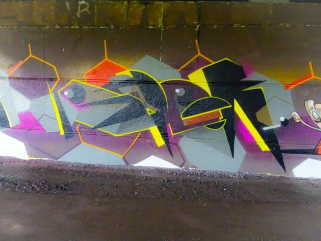 Epok, Brunel Way, Bristol, February 2021
