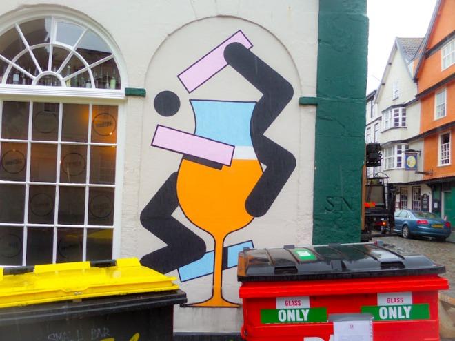 Mr Penfold, King Street, Bristol, May 2017