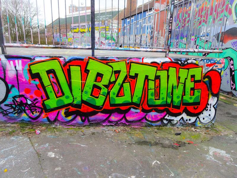 Dibz, Dean Lane, Bristol, February 2021