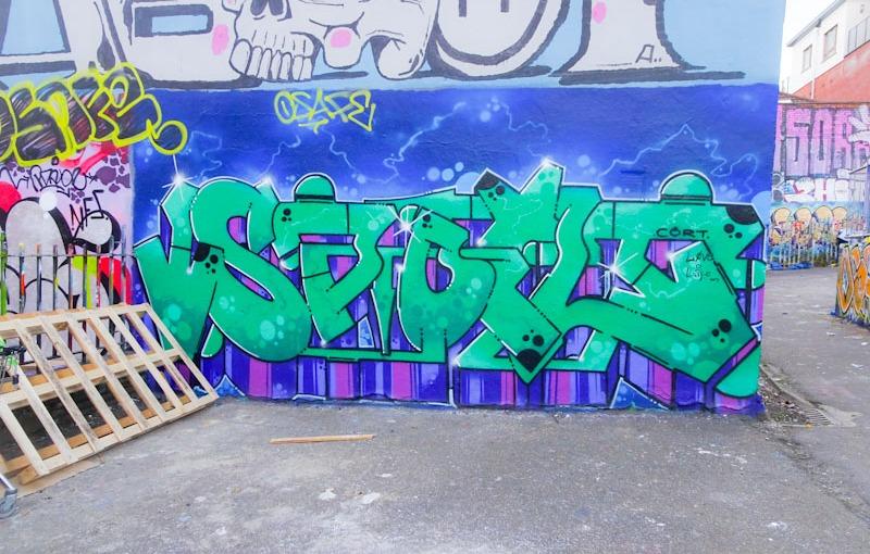 Dott Rotten, Dean Lane, Bristol, April 2021