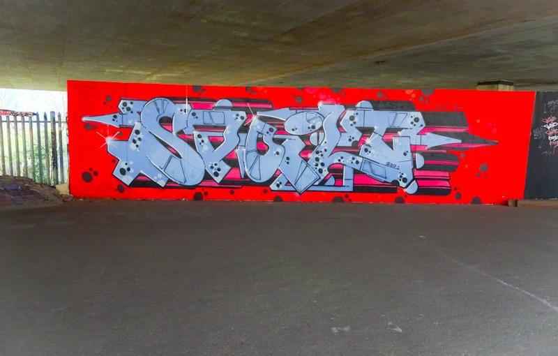 Dott Rotten, M32 Spot, Bristol, April 2021