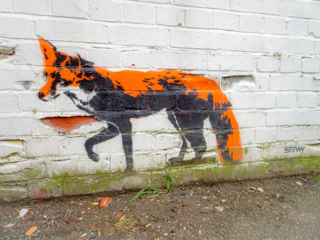 Stewy, Greville Road, Bristol, March 2021