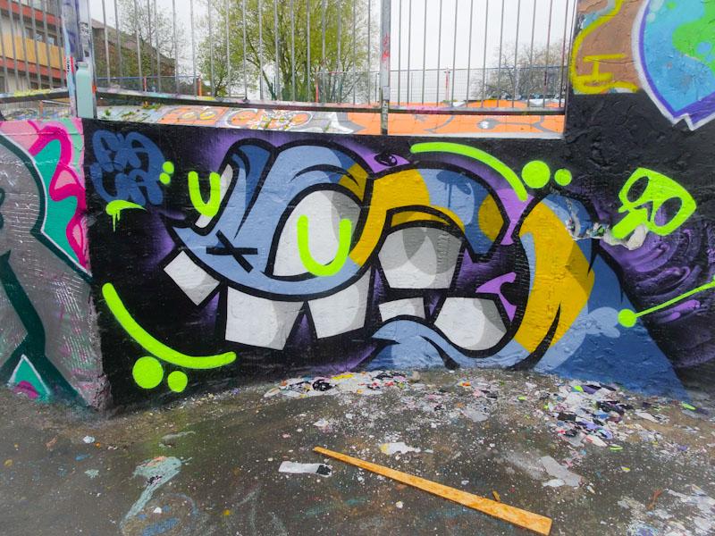 Flava136, Dean Lane, Bristol, April 2021