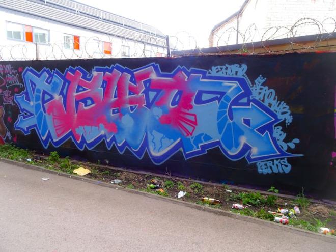 Teao One, M32 cycle path, Bristol, May 2021