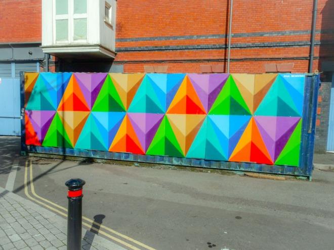 Paul Monsters, Anchor Road, Bristol, May 2021