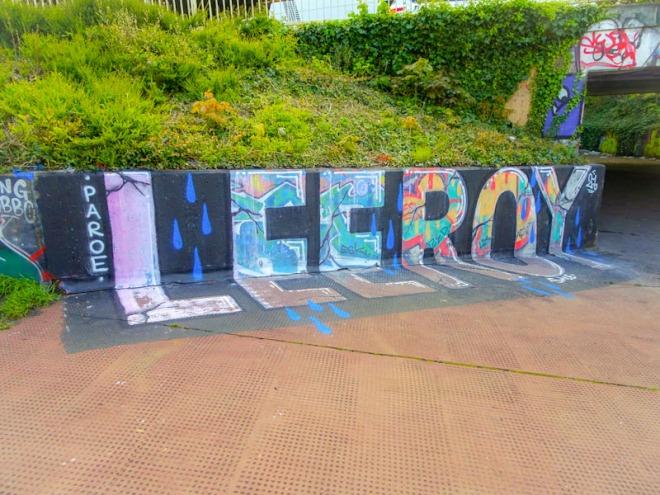 Lee Roy, New Stadium Road, Bristol, May 2021