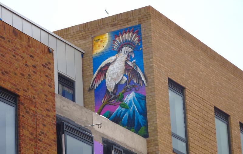 Gage Graphics, Upper York Street, Bristol, May 2021