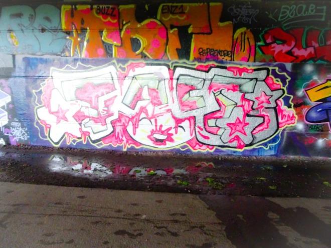Face 1st, Brunel Way, Bristol, May 2021