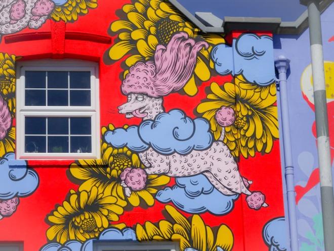 Alex Lucas, North Street, Bristol, May 2021