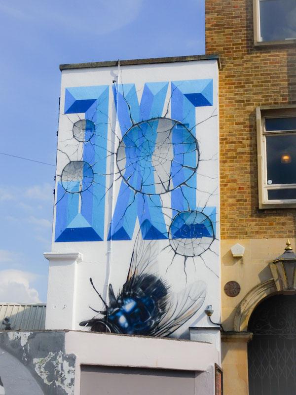 JXC, Greville Road, Bristol, May 2021