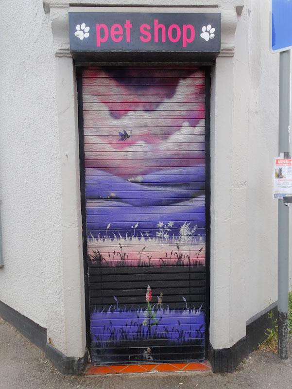 Gage Graphics, West Street, Bristol, June 2021