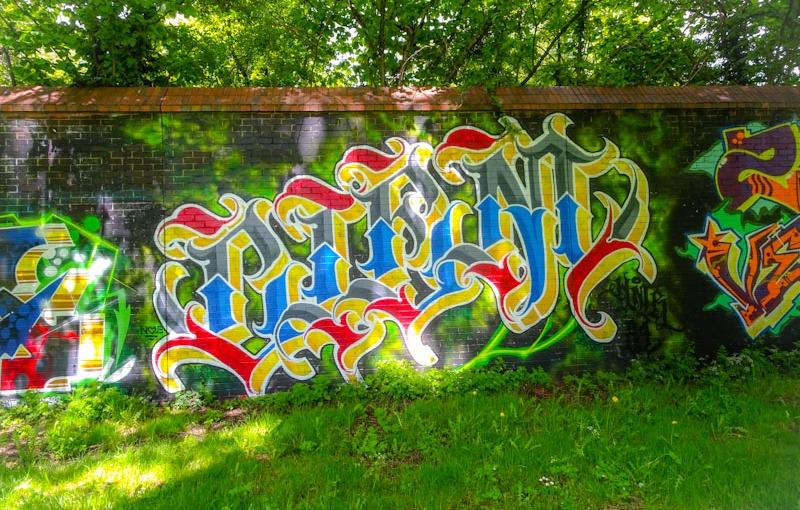 Todoaciem, Sparke Evans Park, Bristol, May 2021