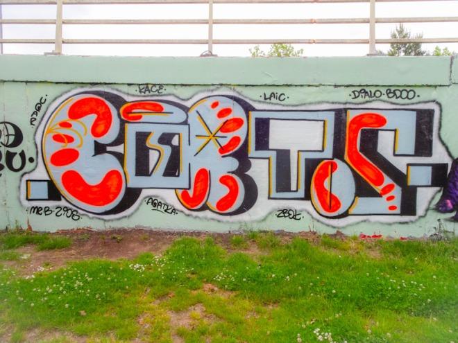 Cort, M32 roundabout, Bristol, June 2021