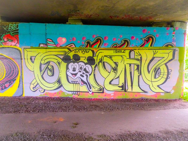 Taboo, Brunel Way, Bristol, June 2021