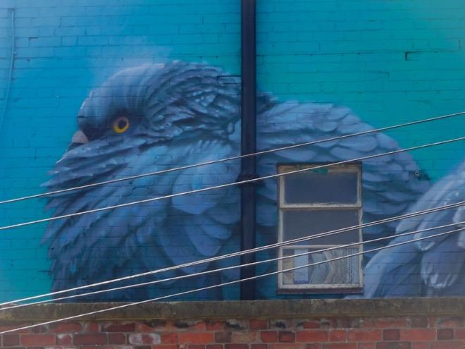 Irony, Greville Street, Bristol, June 2021, Upfest 21