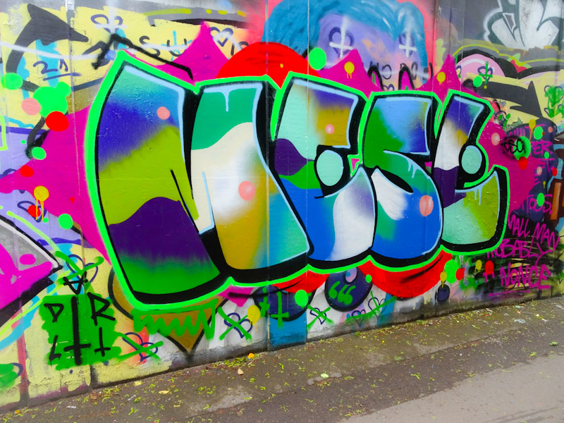 Mest, M32 roundabout, Bristol, May 2021