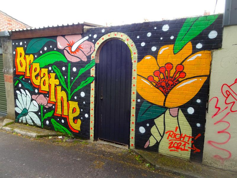 RichT, Muriel Alleyway, Bristol, May 2021