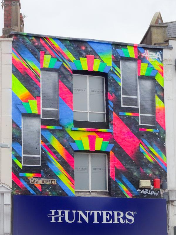 Cheba, East Street, Bristol, July 2021, Upfest 21