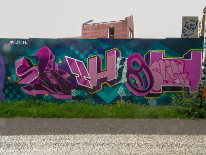 SkyHigh, Greenbank, Bristol, July 2021