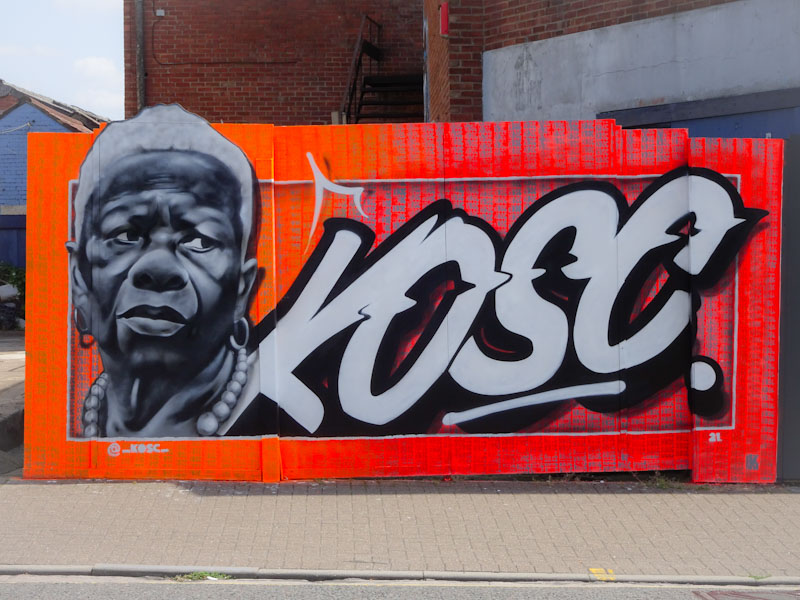 Kosc, Gloucester Road, Bristol, July 2021