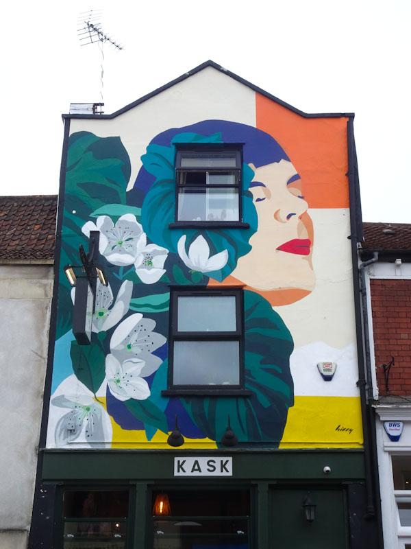 Hixxy, North Street, Bristol, June 2021, Upfest 21