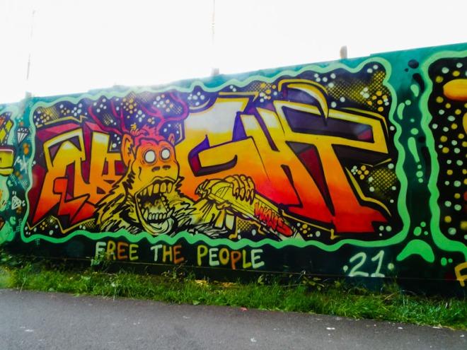 Nightwayss, Greenbank, Bristol, June 2021