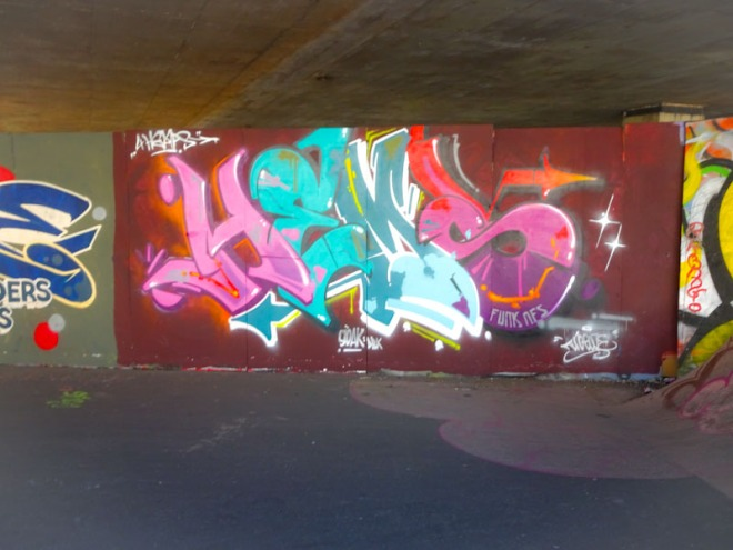 Hemper, M32 Spot, Bristol, August 2021, Upfest 21