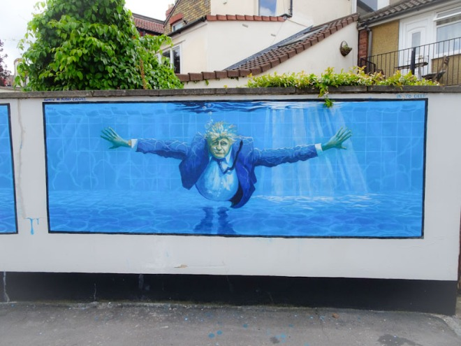 Andrew Burns Colwill, Luckwell Road, Bristol, July 2021, Upfest 21,