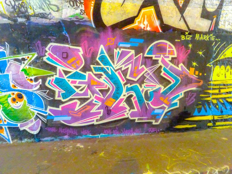 Benjimagnetic, St Werburghs, Bristol, July 2021
